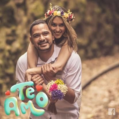 Romalio e Amanda