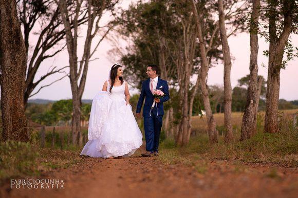 Casamento Ana Carolina e Weverton