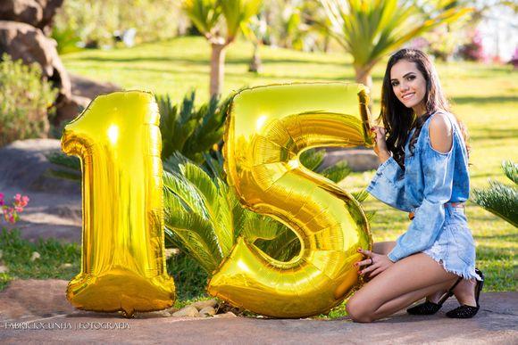 Mariella 15 anos