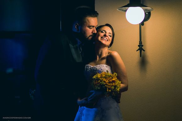 Vanessa e Adel