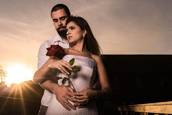 Pre-Wedding | Valéria + Glauton
