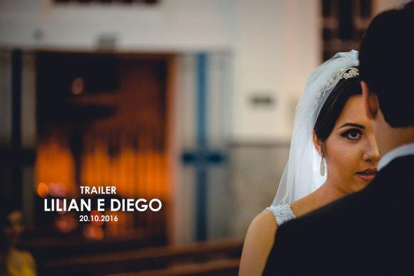 Lilian e Diego