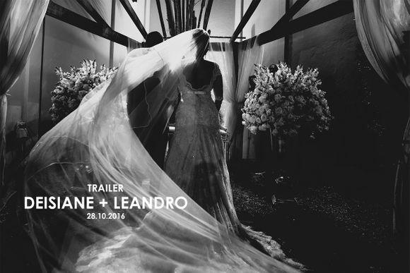 Deisiane e Leandro - Trailer