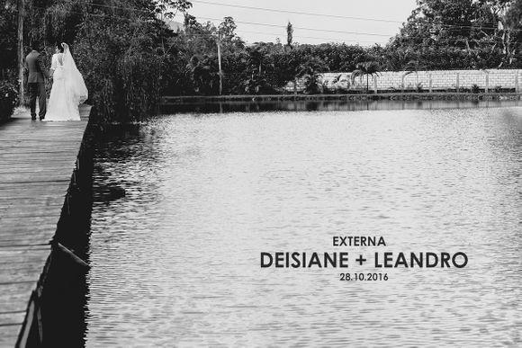 Deisiane e Leandro - Pós Wedding
