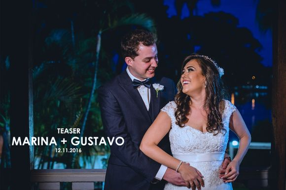 Marina e Gustavo
