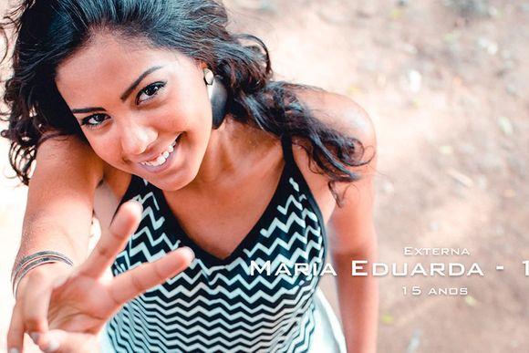 Maria Eduarda - Externas 15 Anos
