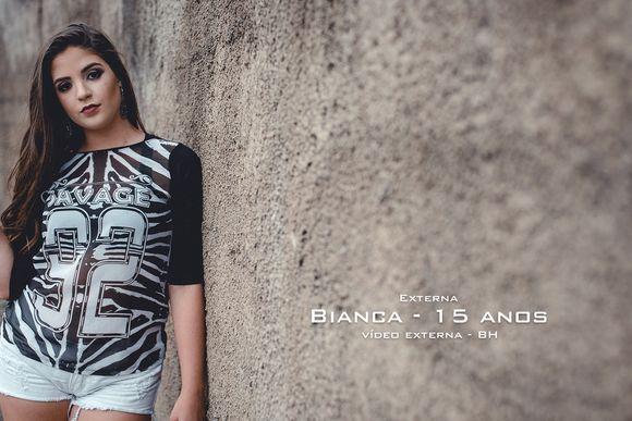 Bianca - 15 anos