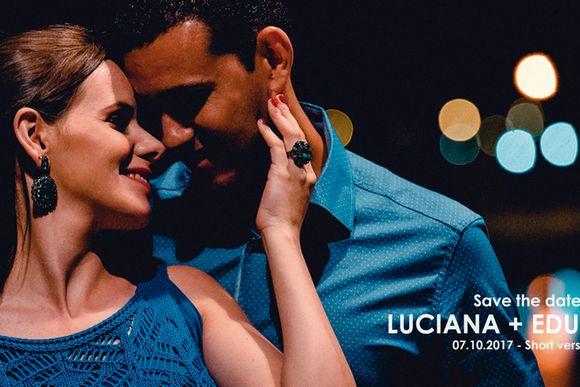 Teaser - Eduardo e Luciana