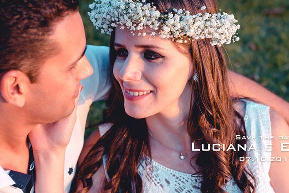 Luciana e Eduardo - Save the date