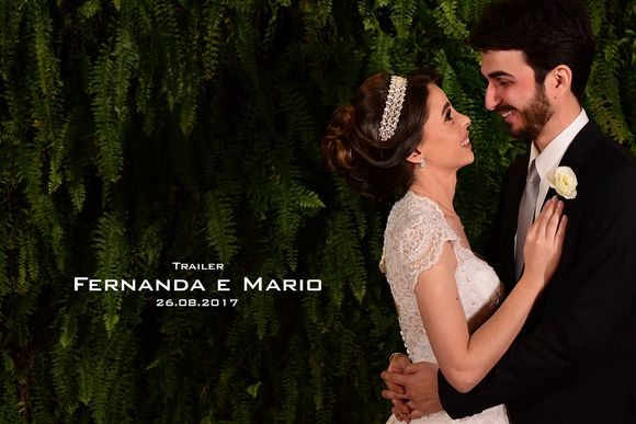 Trailer - Fernanda e Mario