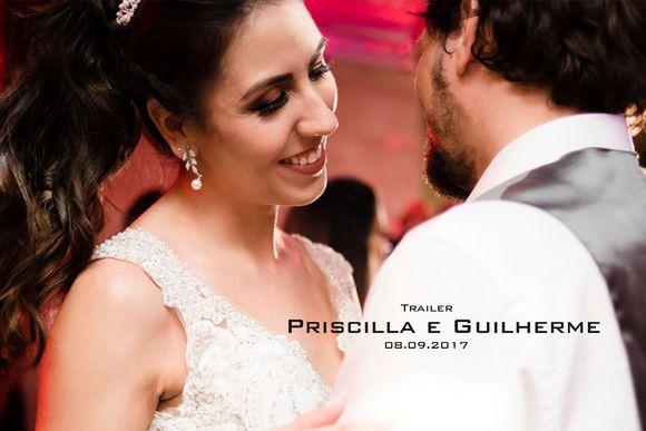 Priscilla e Guilherme - Trailer