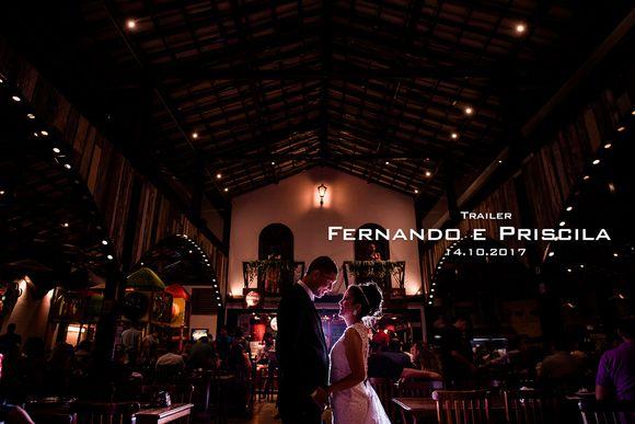 Trailer - Fernando e Priscila