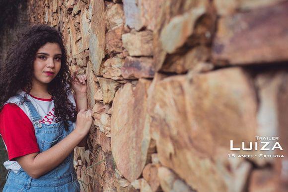 Clipe Luiza - 15 anos