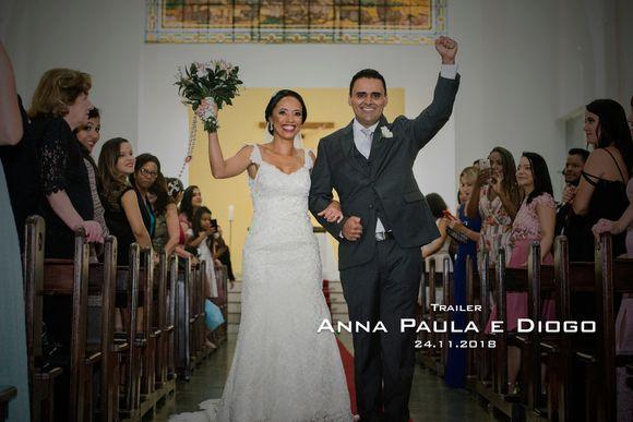 Trailer - Anna Paula e Diogo