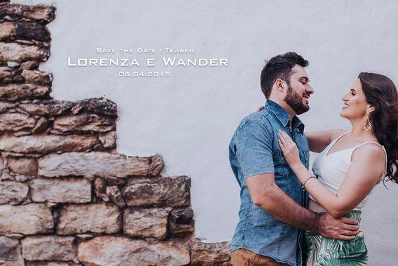 Tesaer - Lorenza e Wander