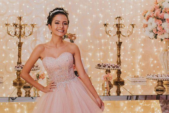 Fernanda - 15 anos