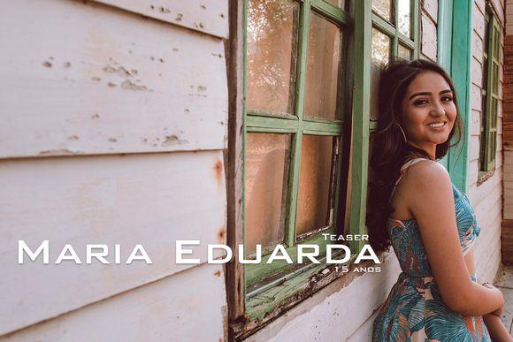 Teaser - Maria Eduarda