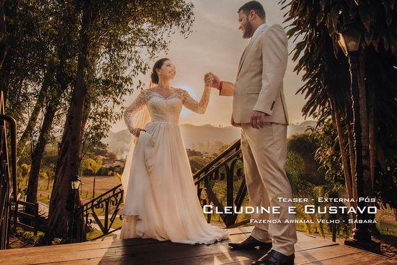 Externa pós - Cleudine e Gustavo