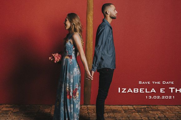 Trailer - Save the date - Izabela e Thales
