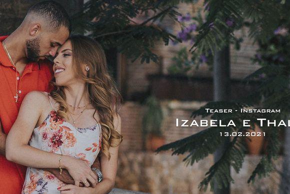 Teaser - Izabela e Thales