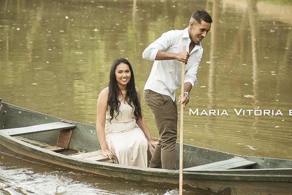 Trailer - Maria Vitória e Mario