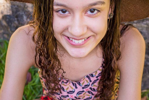 Ensaio 15 anos Bia Medina