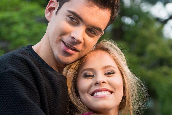 Bárbara e Daniel