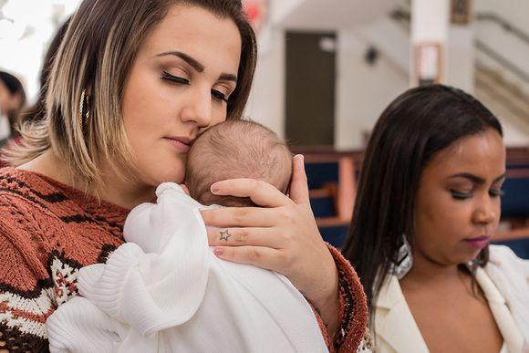 Batizado Kauã | Igreja do Santanda