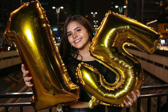 15 anos Julia