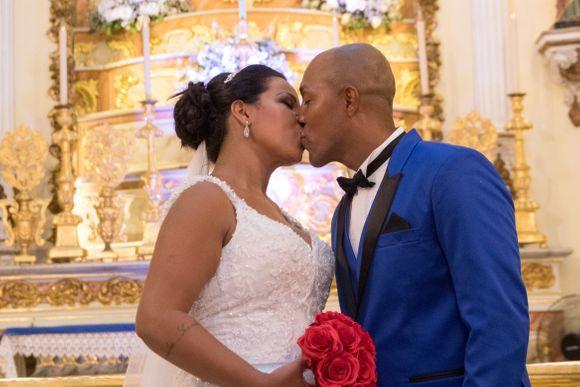 Casamento de Marcele e Fábio