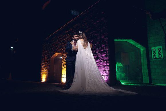 Casamento de Vinícius e Ellen