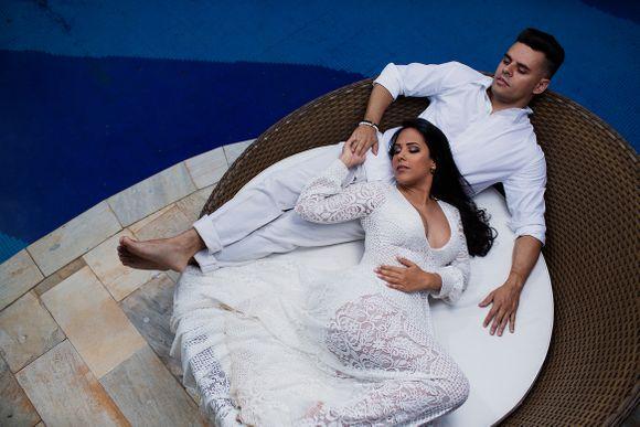 Bárbara e Bernardo