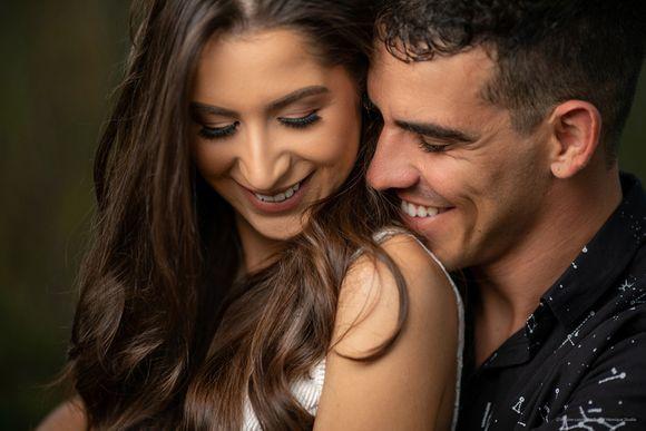 Micaela e Marcelo