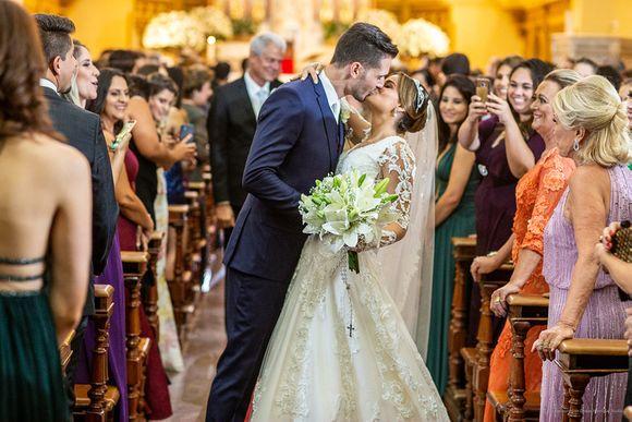 Juliana e Marcos Paulo
