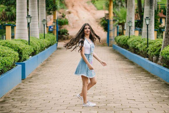 Bianca - Ensaio 15 anos