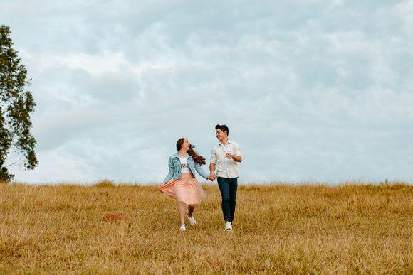 Lidia e Guilherme