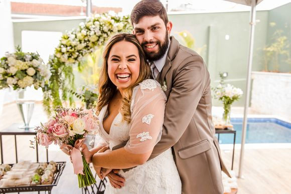 Érica e Jonathan