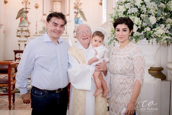 Batizado Gabriel