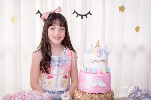 B-day Beatriz 8 anos