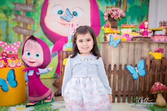 Bday Mariana 4 anos