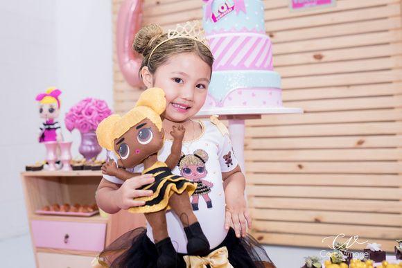 Bday Valentina 4 anos