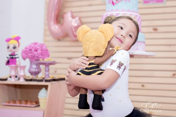 Clip Bday Valentina 4 anos