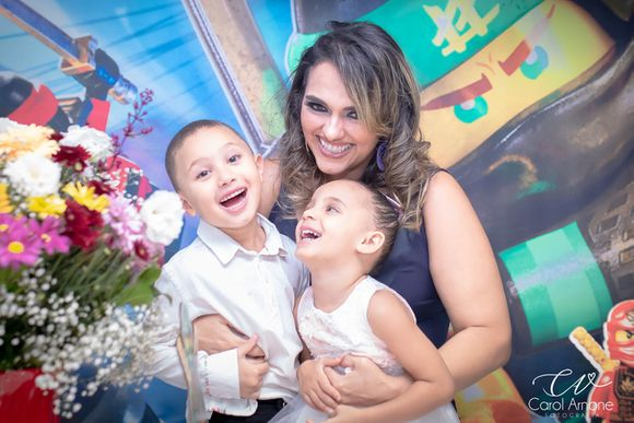 Bday - Gabriel 5 anos