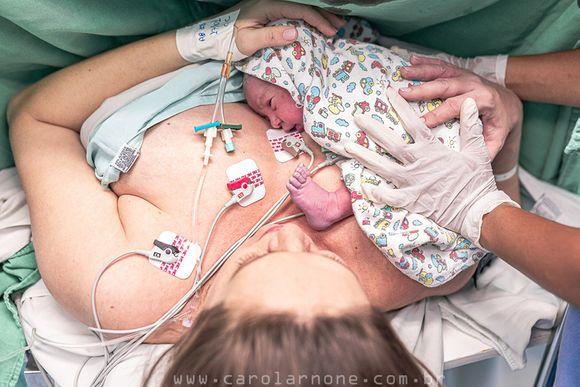 Nascimento Lucas - Cesárea Hospital Vila Velha