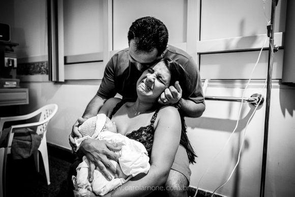 Nascimento Elisa | Parto Normal | Vitoria Apart