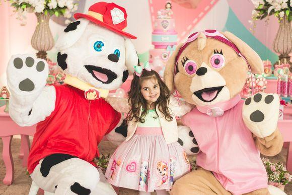 Festa Infantil | Laura, 3 Anos