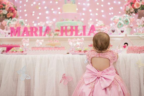 Festa Infantil | Maria Julia, 1 Ano
