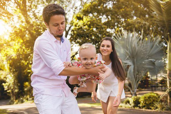 Ensaio de Família | Lívia, Duana & Lucas