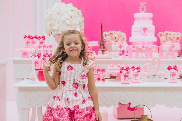 Festa Infantil | Alícia, 5 Anos