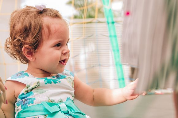 Festa Infantil | Maria Cecília, 1 Ano